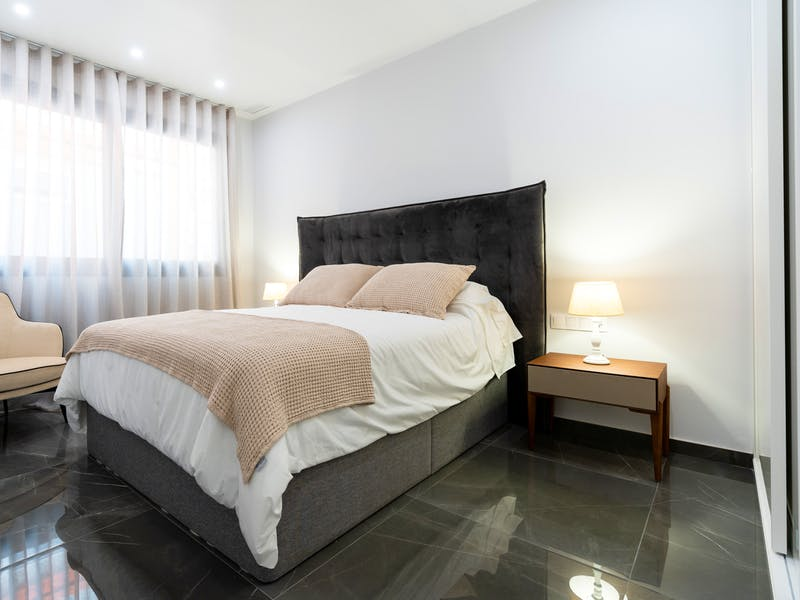 2 and 3 bedroom apartments in a complex next to the sea in Playa San Juan 24