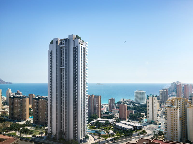 Exclusive apartments in the beautiful location of Benidorm 5
