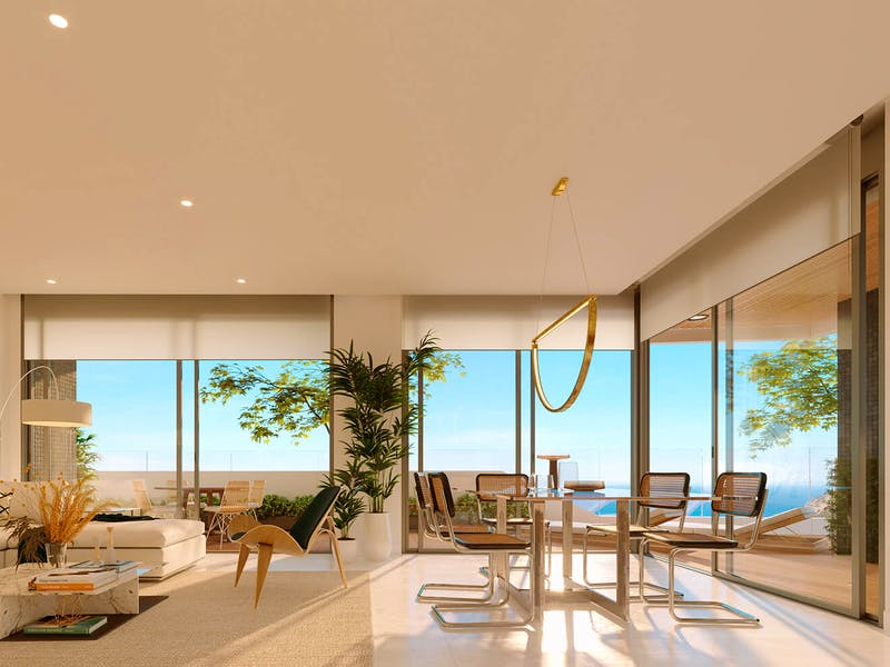 Exclusive apartments in the beautiful location of Benidorm 3