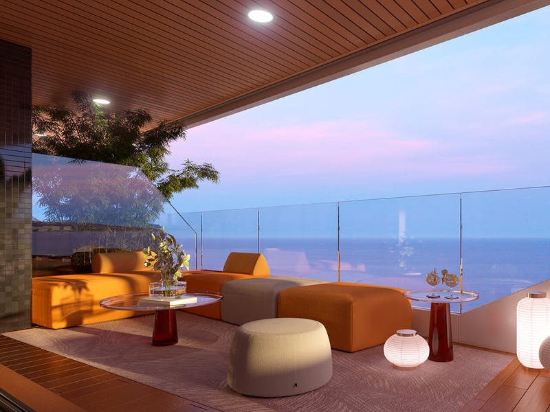 Exclusive apartments in the beautiful location of Benidorm 0