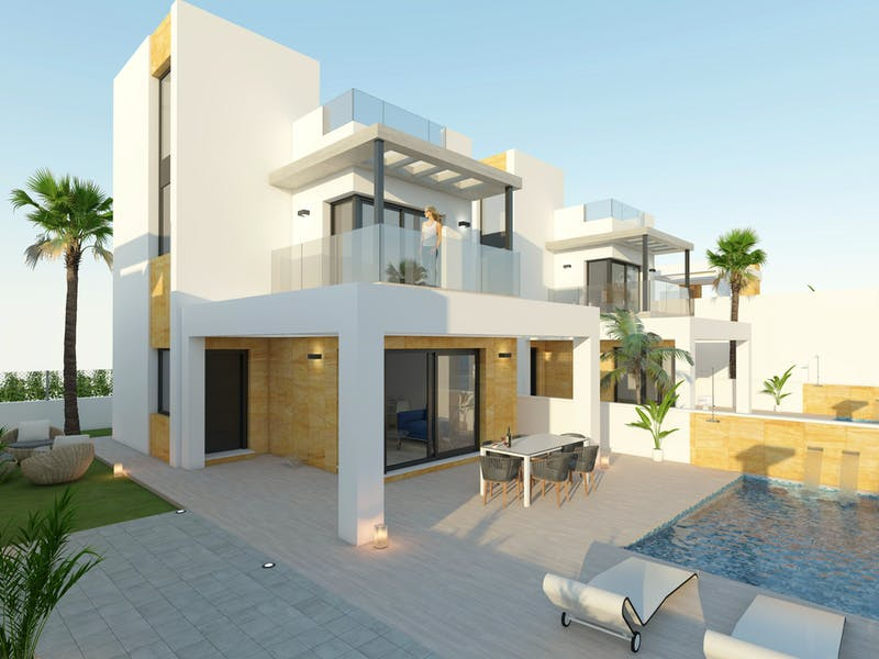 Villa with 3 bedrooms in Torrevieja 2