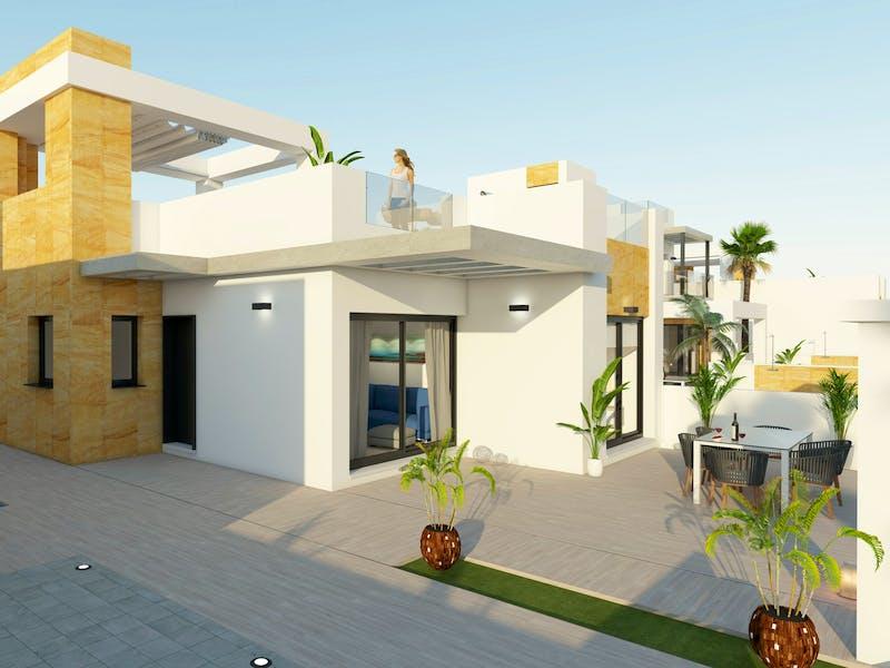 Villa with 3 bedrooms in Torrevieja 1