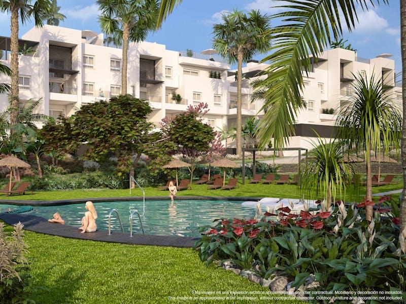 Apartments and duplex in Punta Prima 2