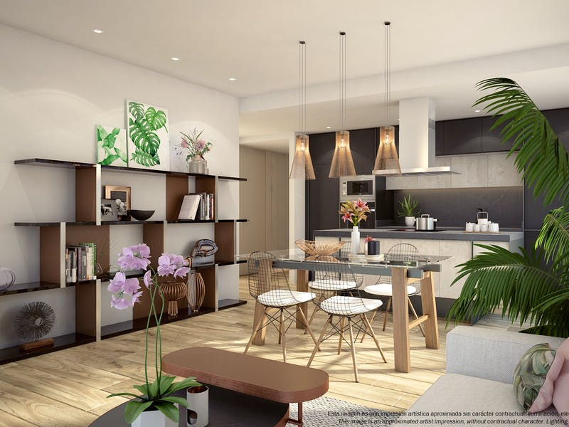 Apartments and duplex in Punta Prima 1