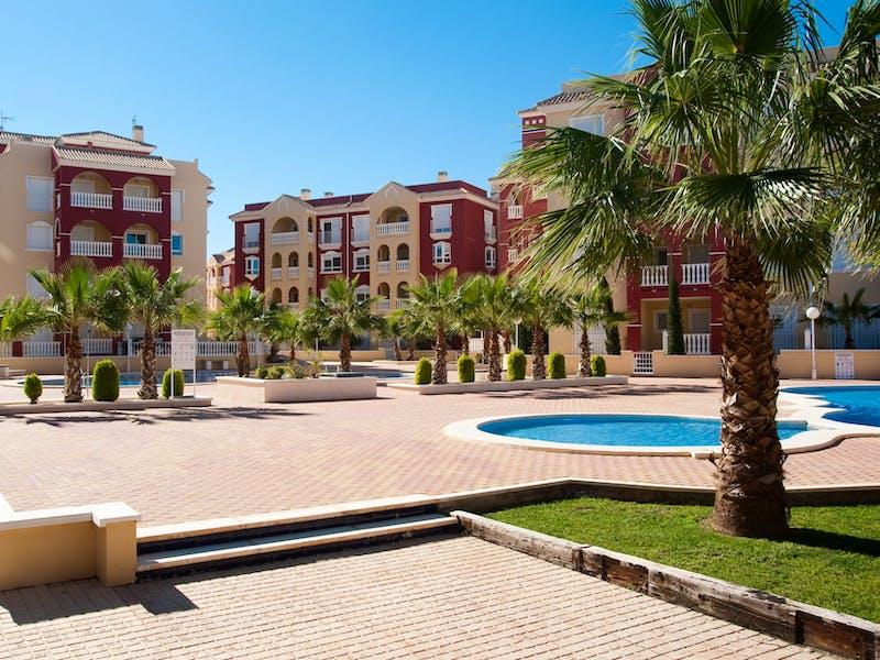 Apartments in Los Alcazares 1