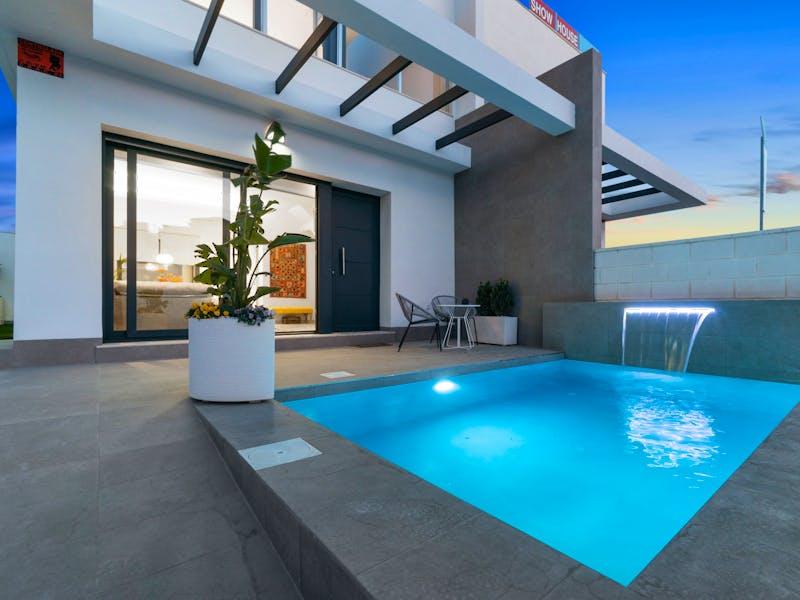 3 bedroom townhouses of modern design near Villamartín Golf, Orihuela Costa 0