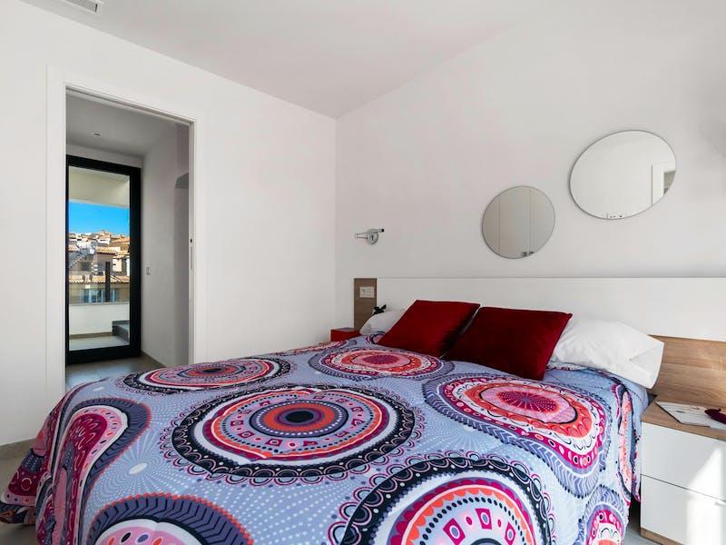 3 bedroom townhouses of modern design near Villamartín Golf, Orihuela Costa 13