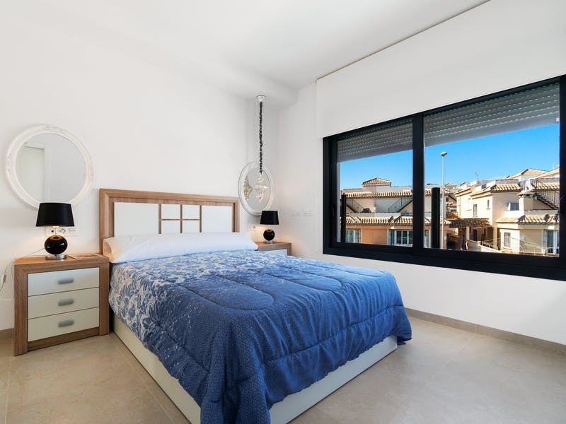 3 bedroom townhouses of modern design near Villamartín Golf, Orihuela Costa 12