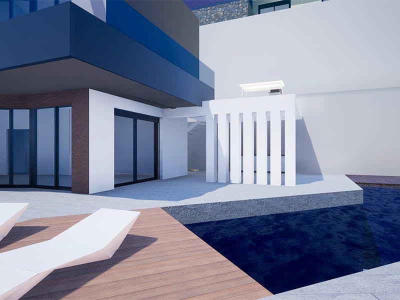 Villas in Finestrat 7
