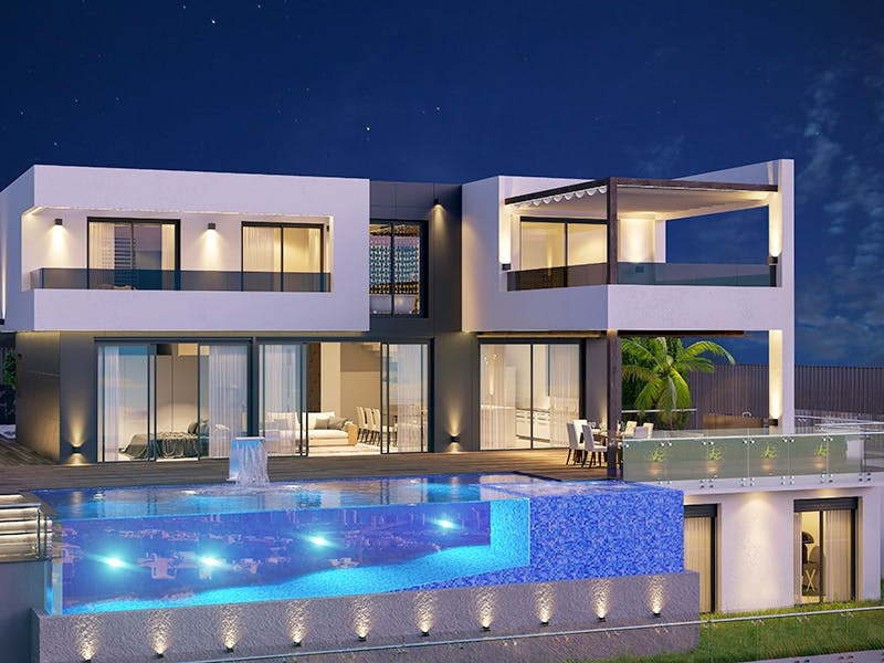 Villas in Finestrat 3