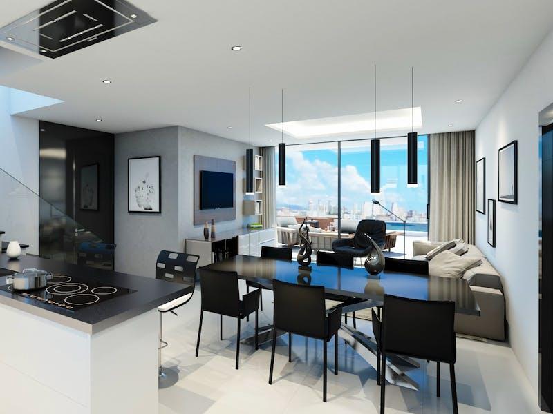 Apartments in Benidorm 3