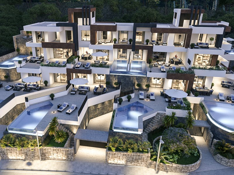 Apartments in Benidorm 6