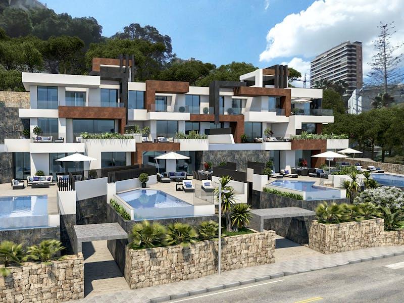 Apartments in Benidorm 2