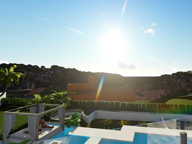 Villa in Moraira 5