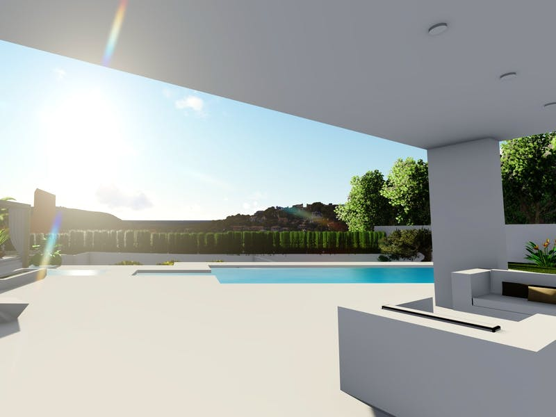 Villa in Moraira 10