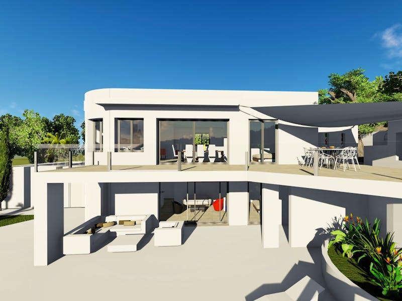 Villa in Moraira 1