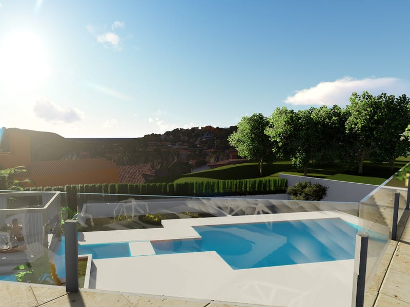 Villa in Moraira 3
