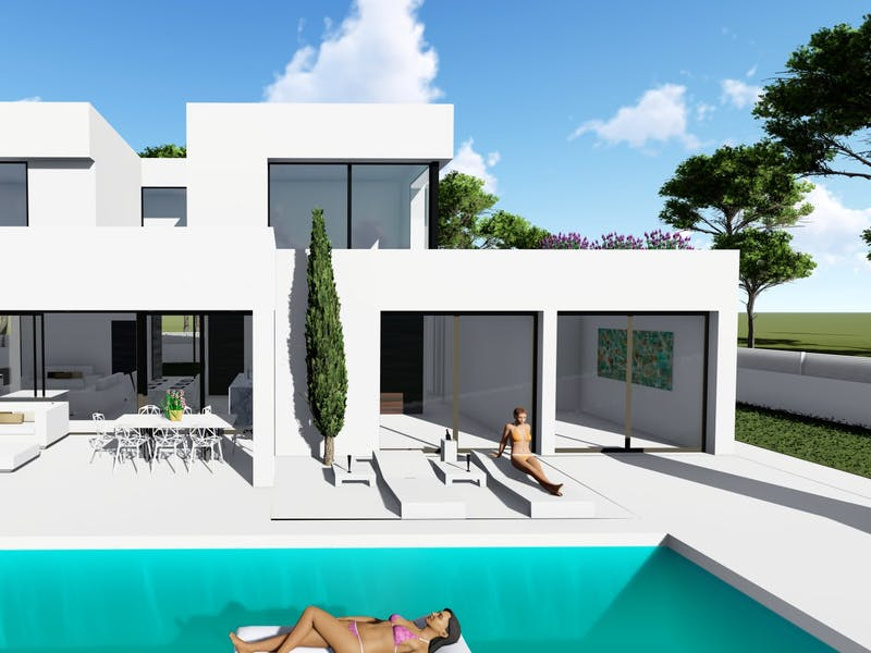 Villa in Calpe 3
