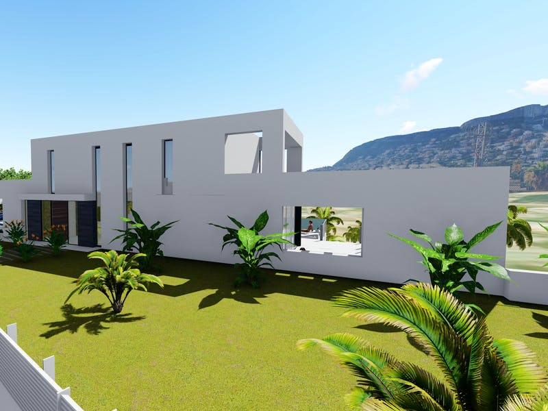 Villa in Calpe 11