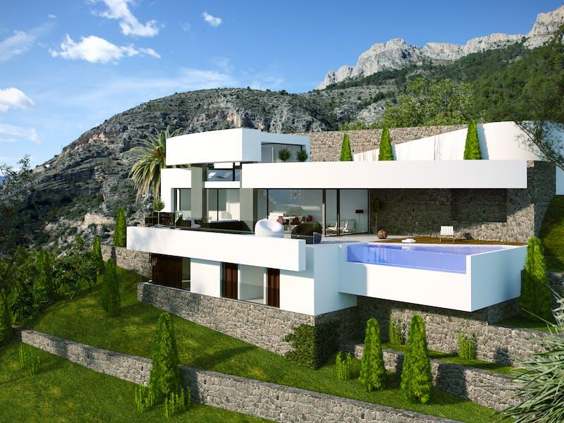 Villas in Altea Hills 9