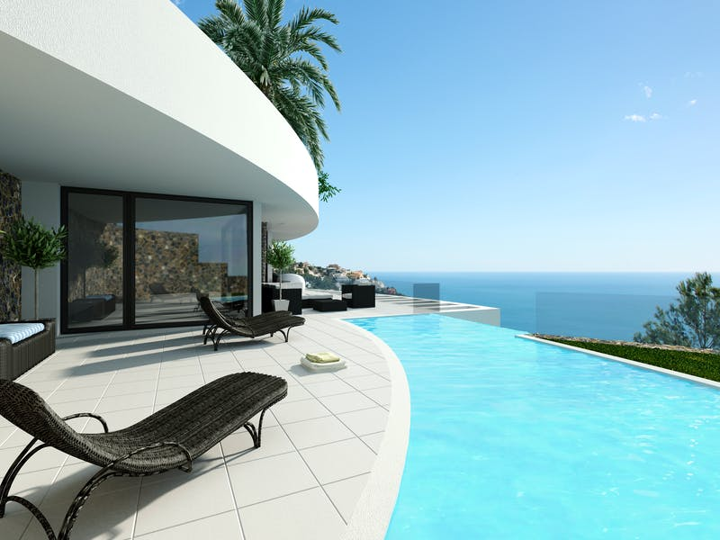 Villas in Altea Hills 12