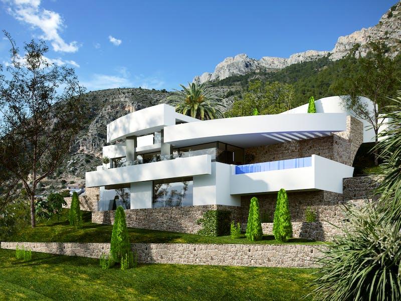 Villas in Altea Hills 7