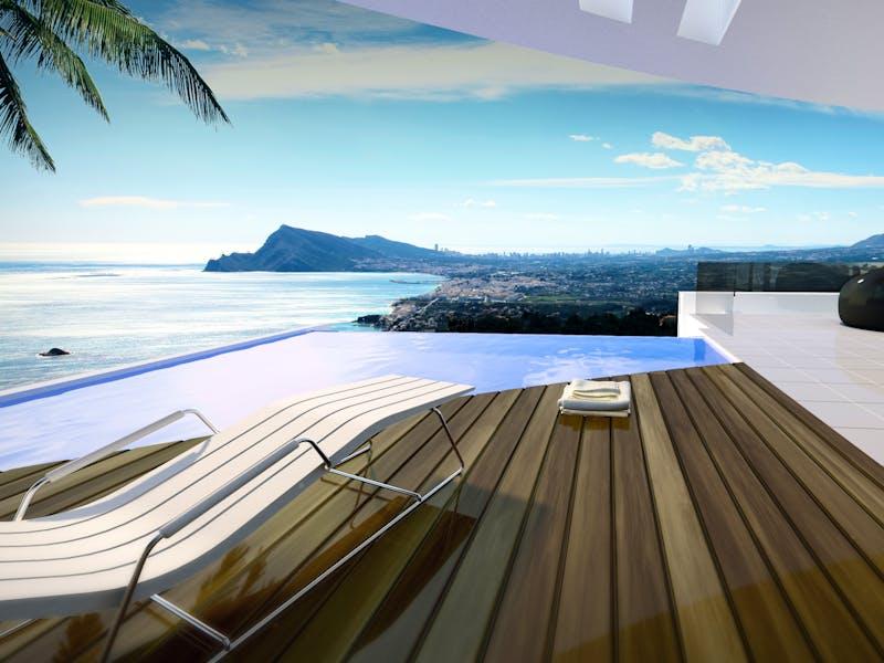 Villas in Altea Hills 5
