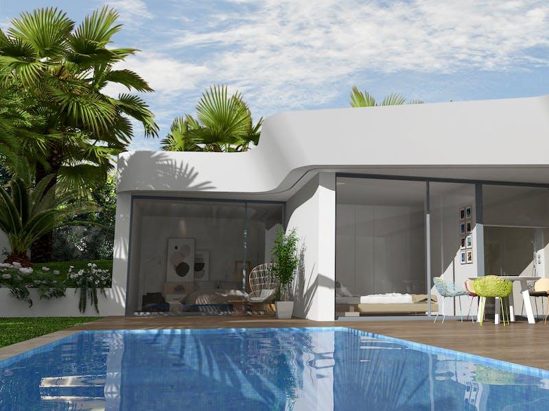 Villas in Benissa 2