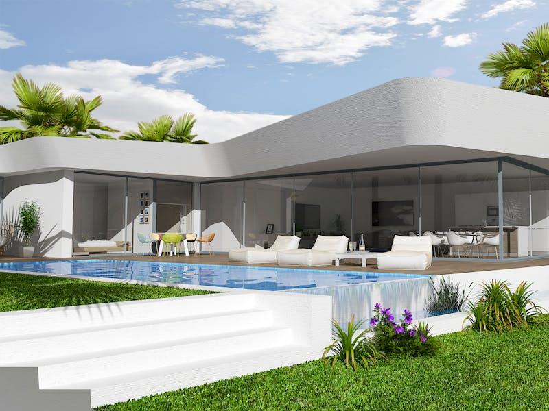 Villas in Benissa 9