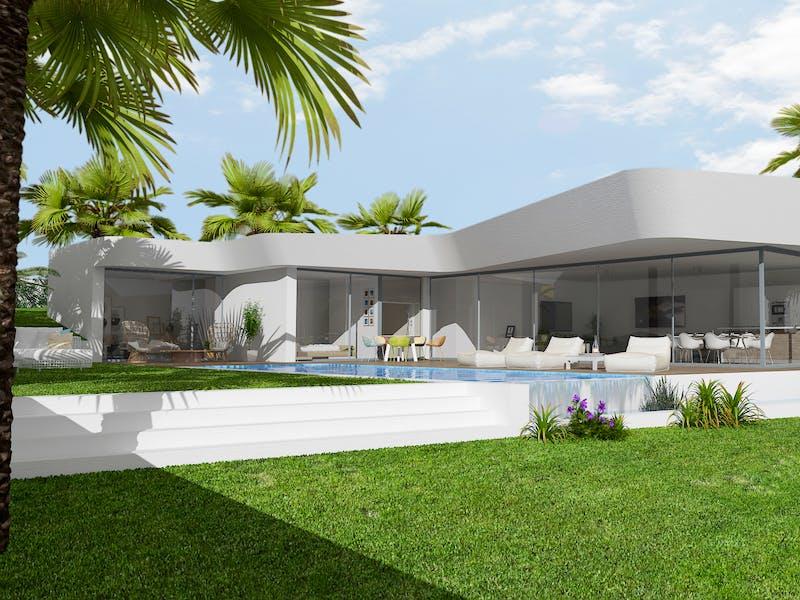 Villas in Benissa 10