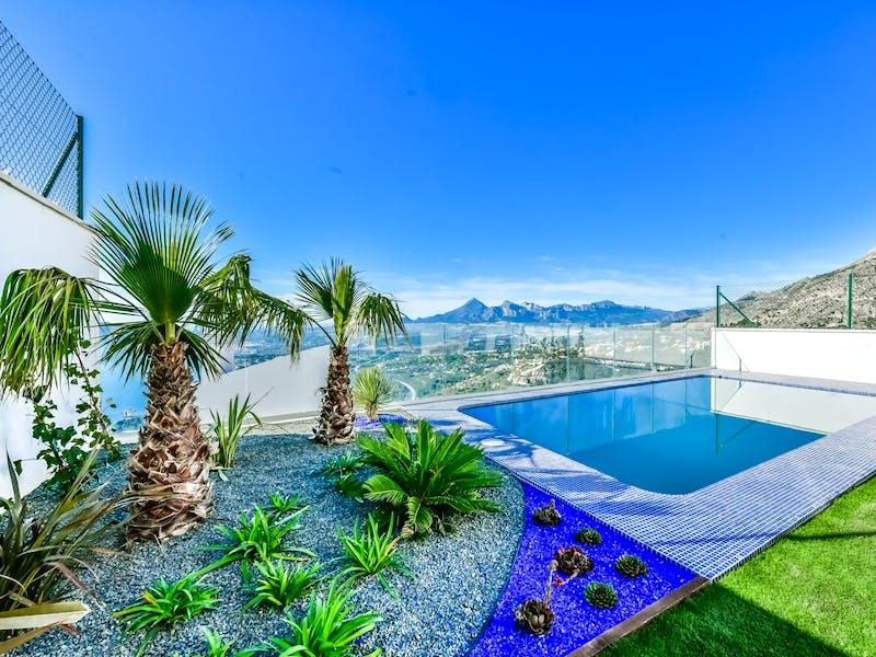 Villas in Altea Hills 17