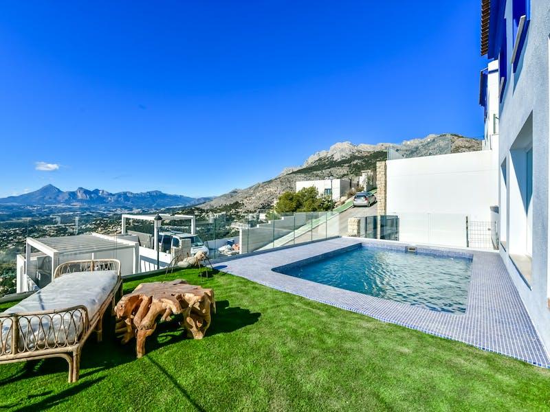 Villas in Altea Hills 16
