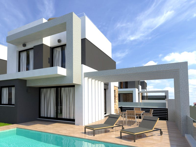 Villas in Campoamor 1