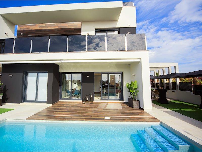 Villas in Campoamor 20
