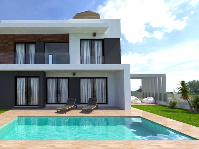 Villas in Campoamor 2