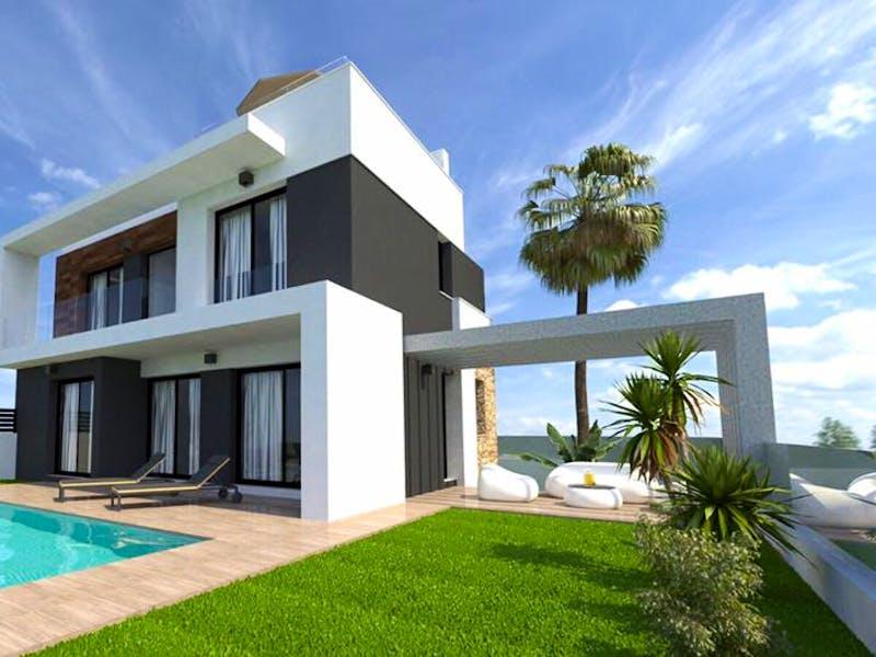 Villas in Campoamor 0
