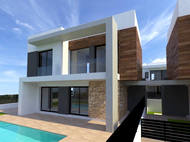Villas in Campoamor 21