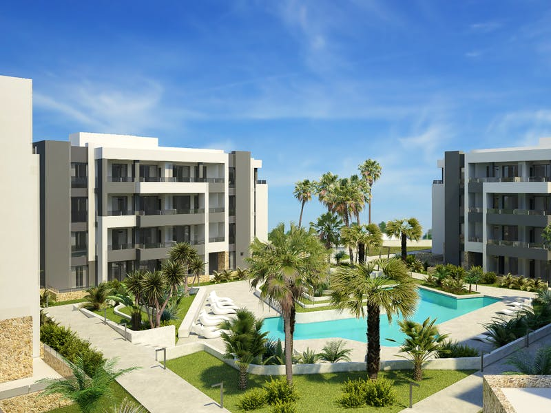 Apartments in Orihuela Costa 1