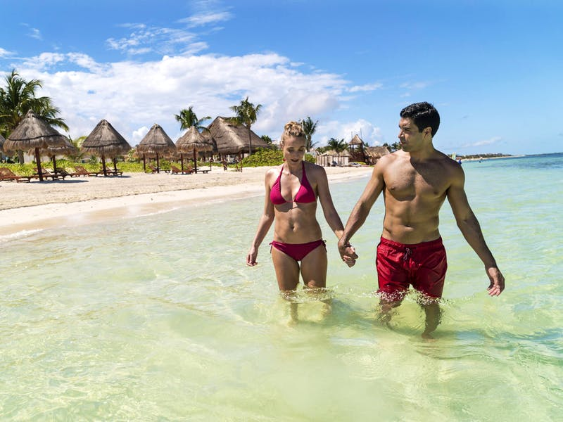 Luxury homes with private beach in Cancun 15