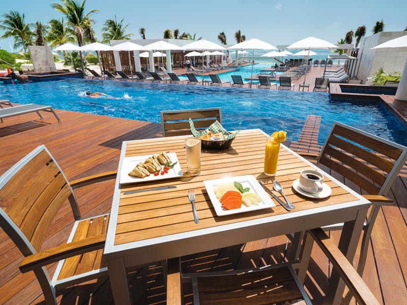 Luxury homes with private beach in Cancun 20