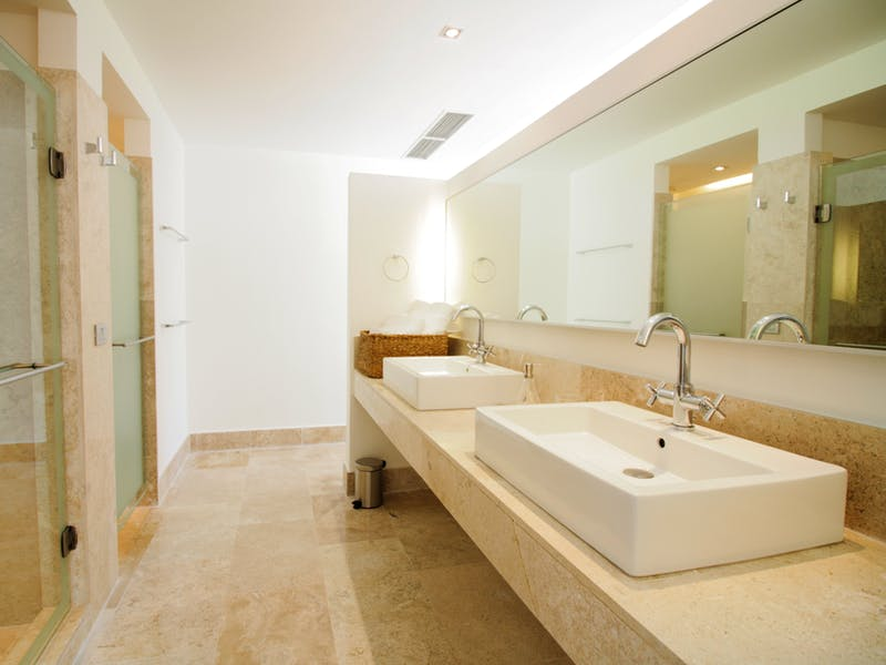Luxury homes with private beach in Cancun 131
