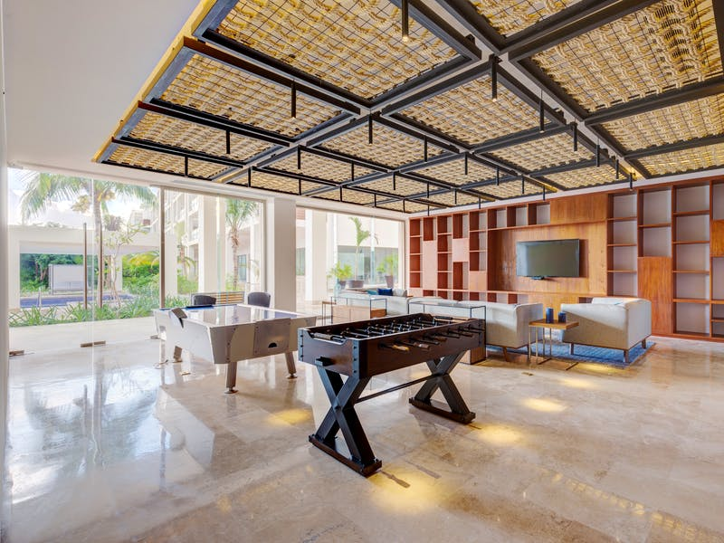 Luxury homes with private beach in Cancun 70