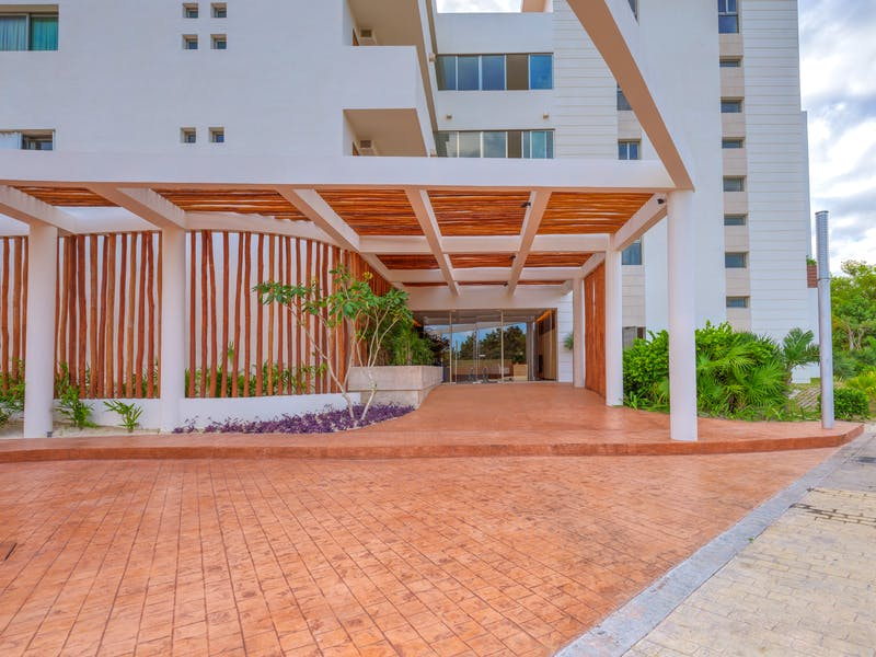 Luxury homes with private beach in Cancun 41