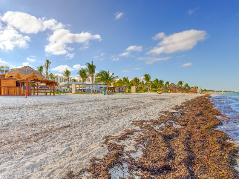 Luxury homes with private beach in Cancun 29