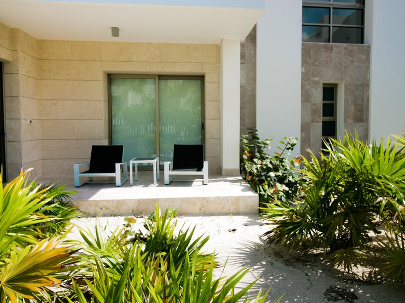 Luxury homes with private beach in Cancun 128
