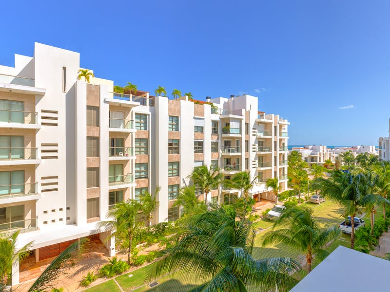 Luxury homes with private beach in Cancun 26