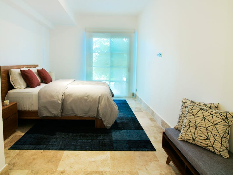 Luxury homes with private beach in Cancun 121
