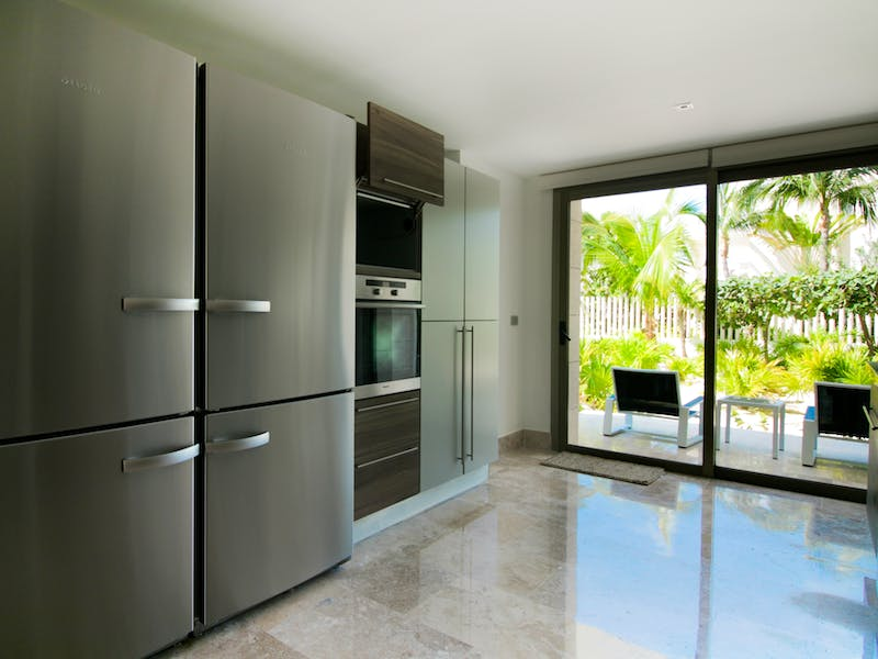 Luxury homes with private beach in Cancun 120