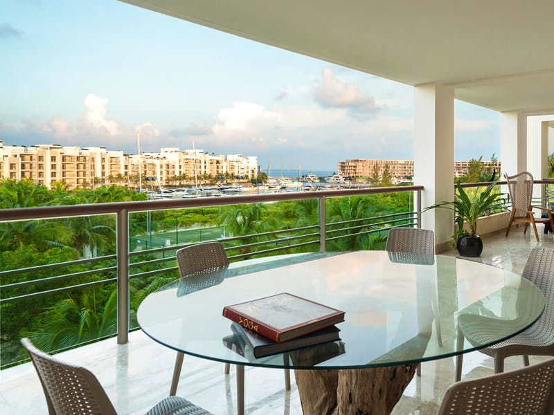 Luxury homes with private beach in Cancun 22
