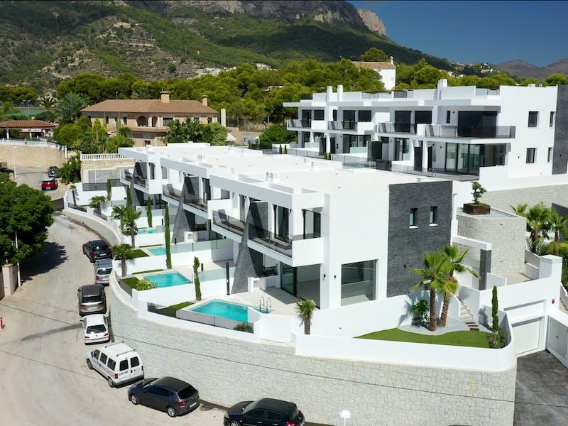 Villas in Calpe 6